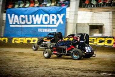 2017 Chili Bowl Race of Champions Lineup Dirt Midget Racing Drivers