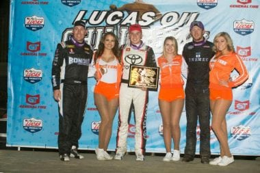 2017 Chili Bowl Results - Jan 12th, 2017 - Christopher Bell Wins