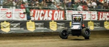 2017 Chili Bowl Results - January 11, 2017 (Qualifying Races) - Andrew Felkner Racing