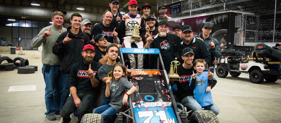 2017 Chili Bowl Results - January 14, 2016 - Christopher Bell Wins