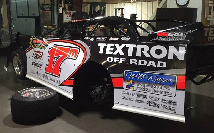 2017 Dale McDowell Car - Dirt Racing Racecar