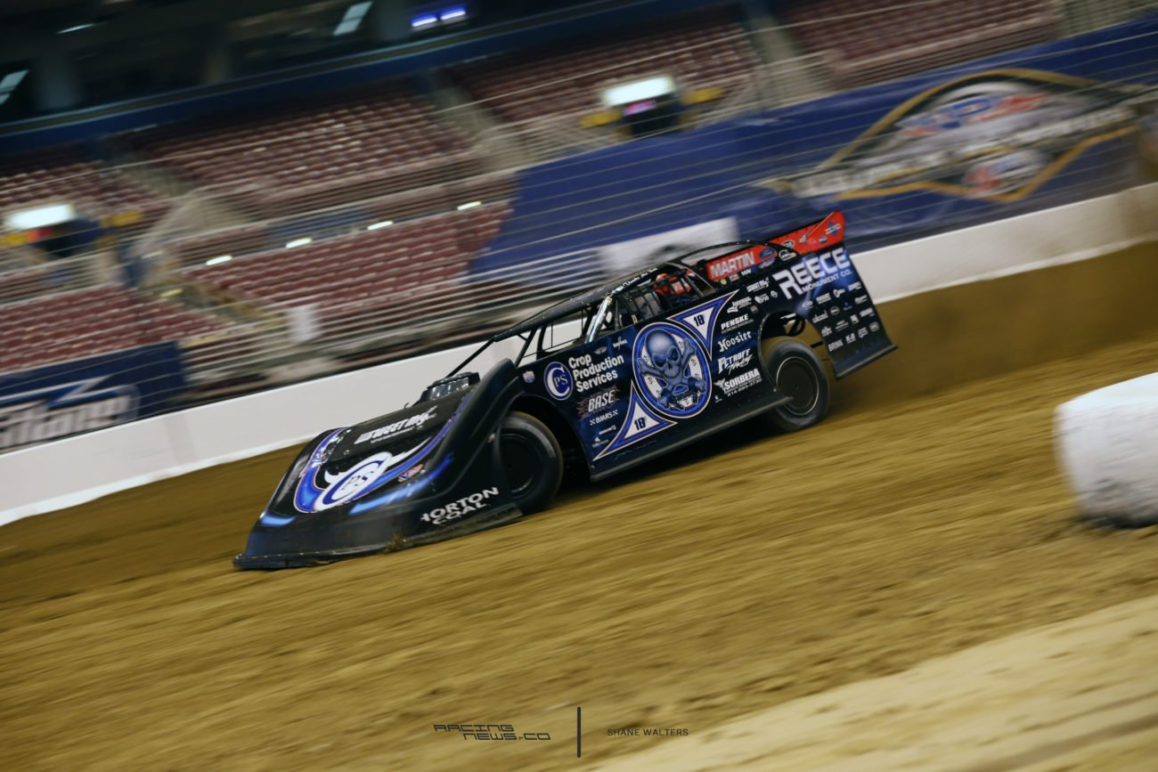 2017 Gateway Dirt Nationals Scott Bloomquist Late Model