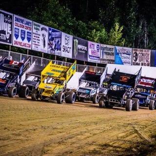 2017 I-30 Speedway Short Track Nationals ASCS Sanctioned 2017
