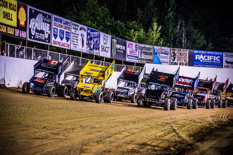 2017 I-30 Speedway Short Track Nationals ASCS Sanctioned 2017