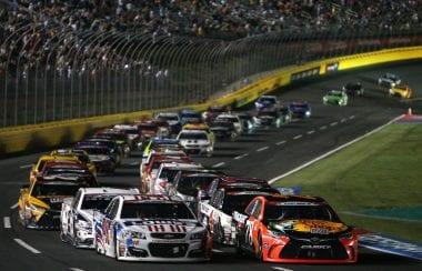 2017 NASCAR Format Change - 2017 NASCAR Race Format