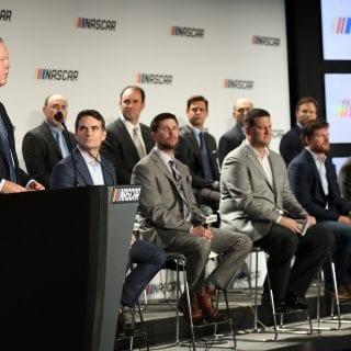 2017 NASCAR Segment Races Announced - Brian France