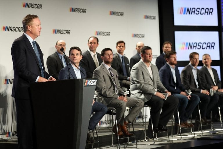 2017 NASCAR Segment Races Announced - Brian France