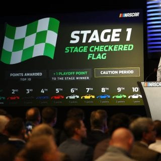 2017 NASCAR Segment Races Announced - New NASCAR Stage Racing