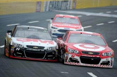 2017 NASCAR Segment Races Announced - New NASCAR Race Format Change