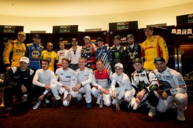 2017 Race of Champions Drivers