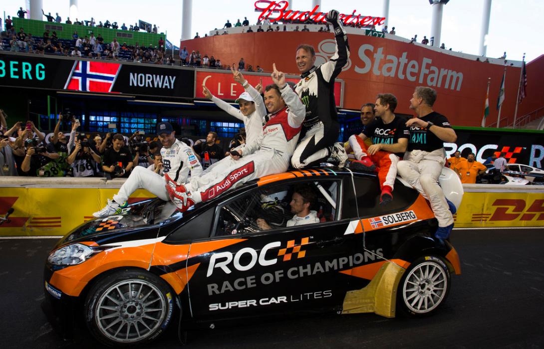 2017 Race of Champions - Juan Pablo Montoya