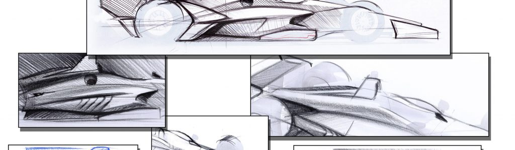 2018 IndyCar Design Renderings Released – Dallara IR-12 Chassis