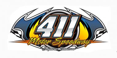 411 Motor Speedway Logo