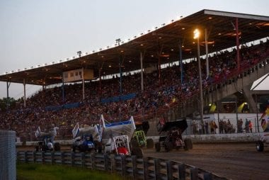 ASCS Warrior 2017 Schedule Released - Missouri State Fair Speedway