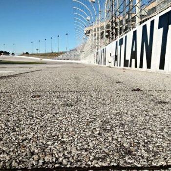 Atlanta Motor Speedway Repave Coming