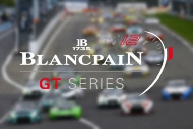 Blancpain GT Series Racing News