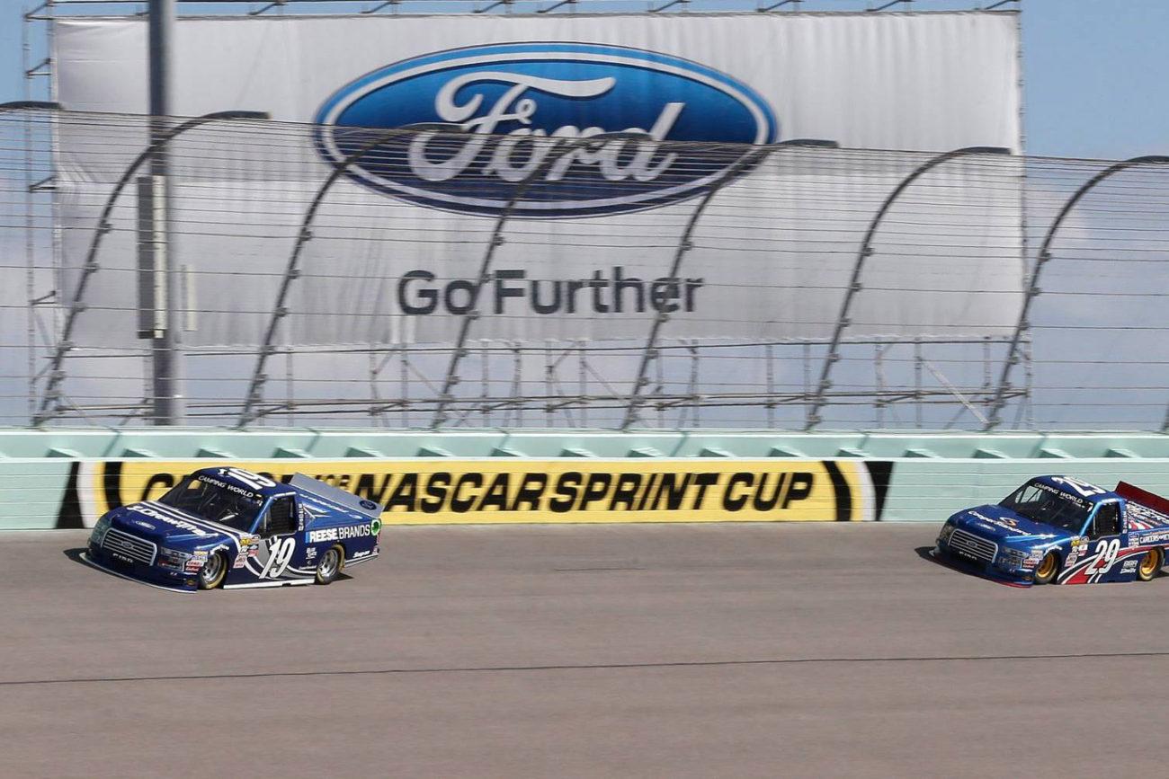 Brad Keselowski Ford NASCAR Driver Development Program