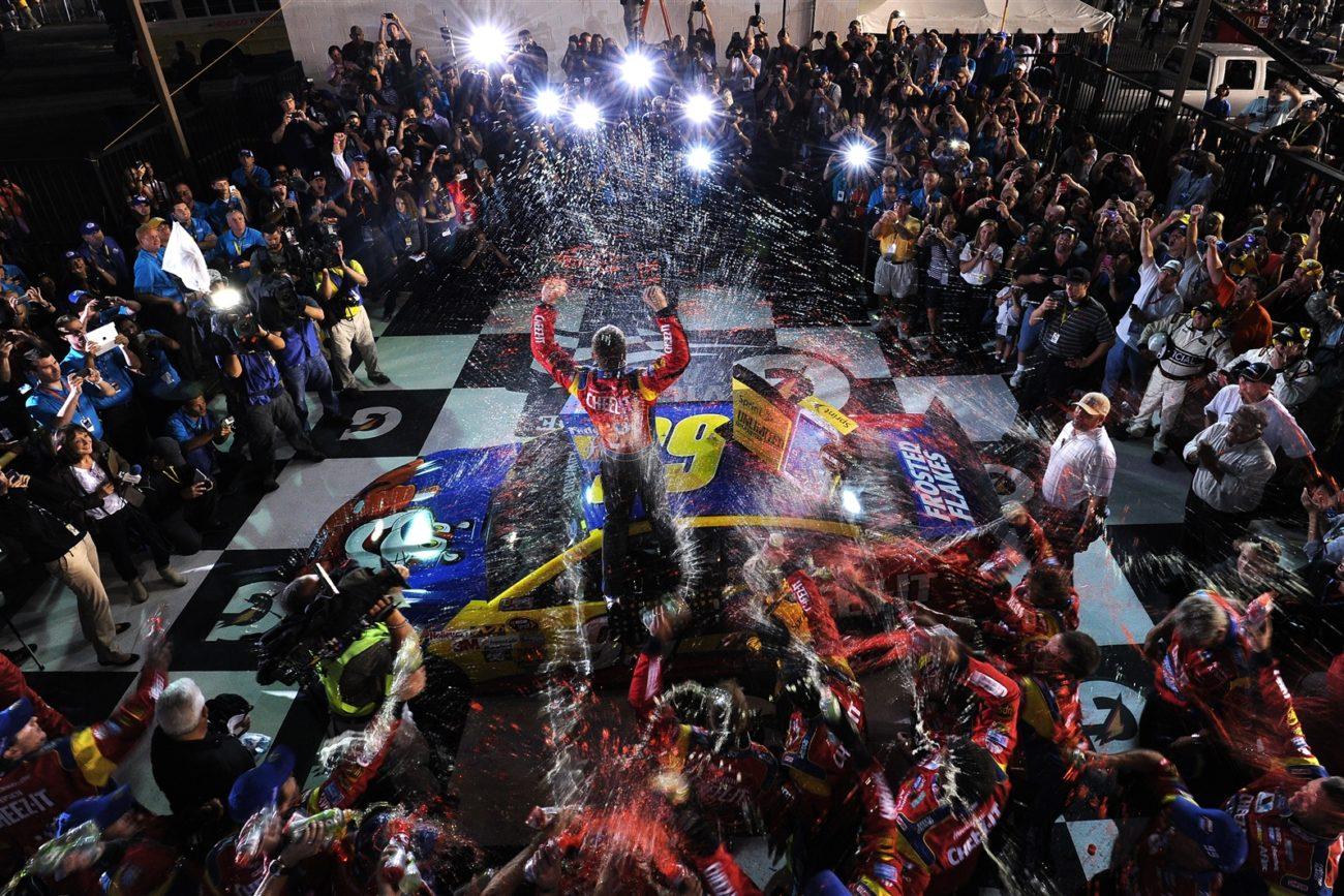Carl Edwards Retiring from NASCAR - Richmond International Raceway Win