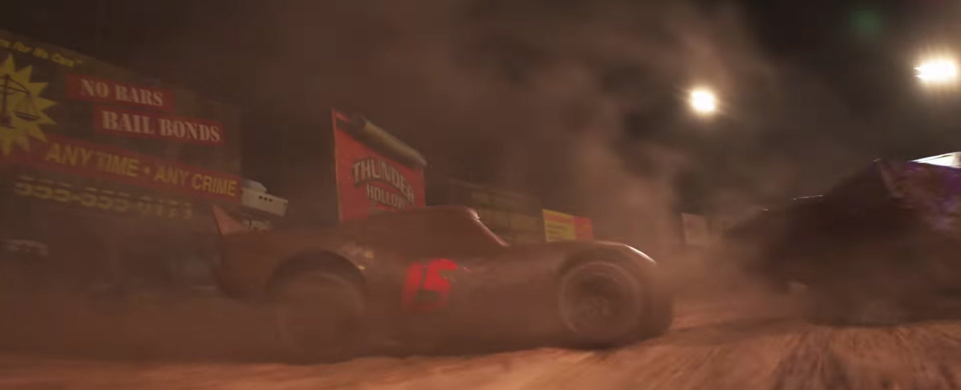 Cars Dirt Racing Highlighted In Extended Trailer Racing News