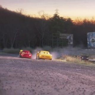 Cars 3 Dirt Track - Thomasville Speedway