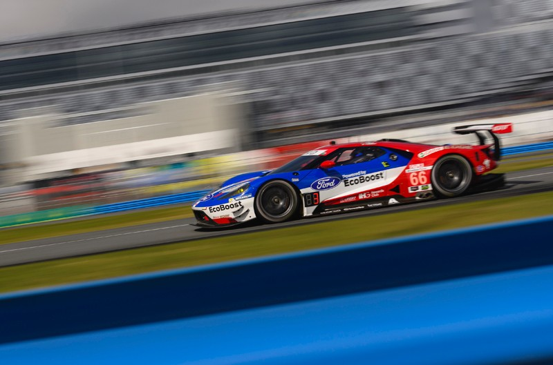 Chip Ganassi Racing Ford Gt Racecar - IMSA Sportscar