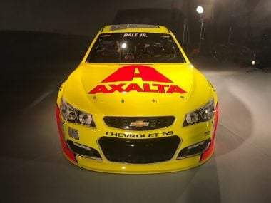 Dale Earnhardt Jr 2017 Axalta RaceCar Photos