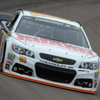 Dale Earnhardt Jr Chassis No. 88-857 - Phoenix International Raceway 2014