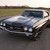 Dale Earnhardt Jr GM Commissioned Car - New 1970 Chevrolet Chevelle