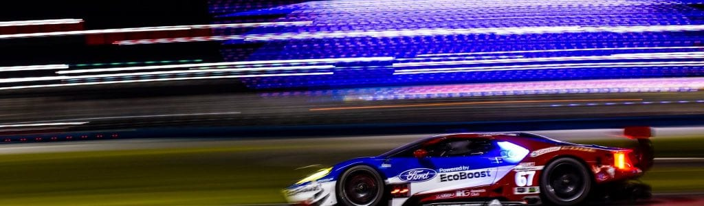 Ford Gt Wins  At Daytona Gtlm Class