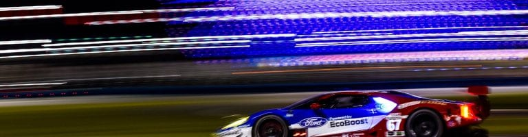 Ford GT Wins 2017 Rolex 24 at Daytona – GTLM Class