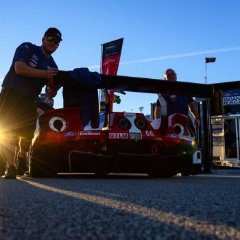 Ford GT CGRT - Rolex 24 at Daytona Results