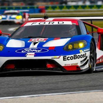 Ford GT Wins 2017 Rolex 24 at Daytona - GT Le Mans Class Winners
