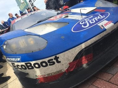 Ford Gt Rolex 24 Win