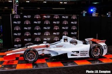 Gateway Motorsports Park INDYCAR Race Sponsor Signed
