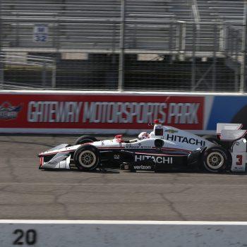 Gateway Motorsports Park IndyCar Race Sponsor Signed - Bommarito
