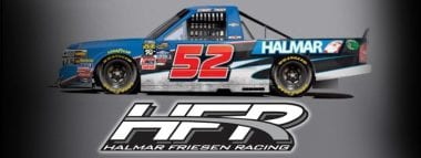 Halmar Friesen Racing 2017 Truck