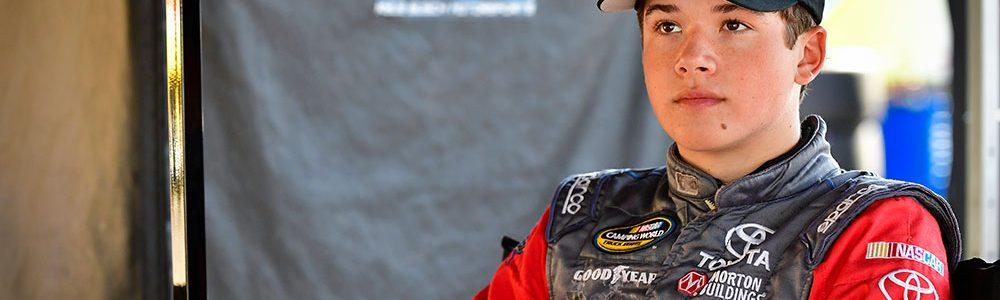 Harrison Burton 2017 Ride with Kyle Busch Motorsports