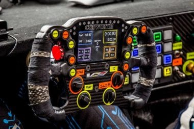 IMSA SportsCar Steering Wheel
