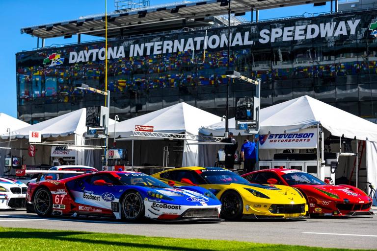 IMSA WeatherTech SportsCar Championship Daytona