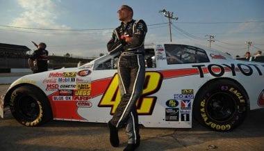 Jay Beasley 2017 NASCAR African-American Driver