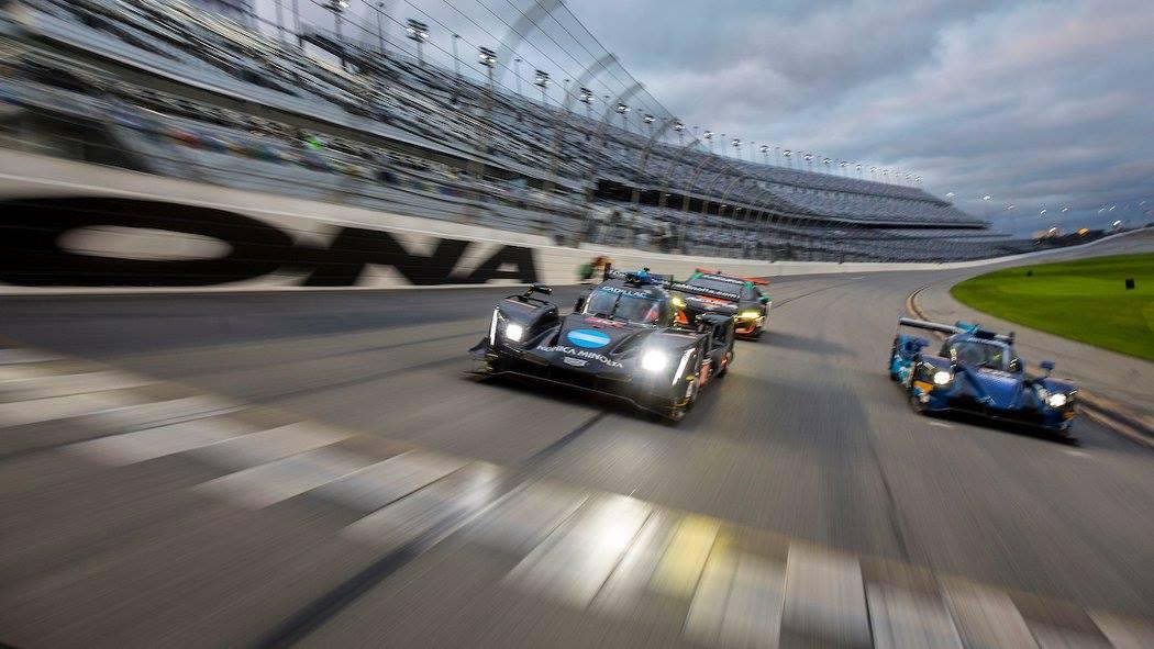 Jeff Gordon 24 Hours at Daytona Car