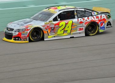 Jeff Gordon NASCAR Retirement