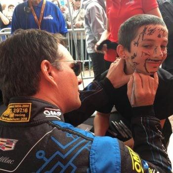 Jeff Gordon wins Rolex 24