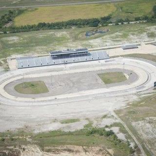 Mansfield Dirt Track Conversion