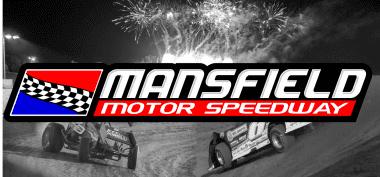 Mansfield Motor Speedway Dirt Track