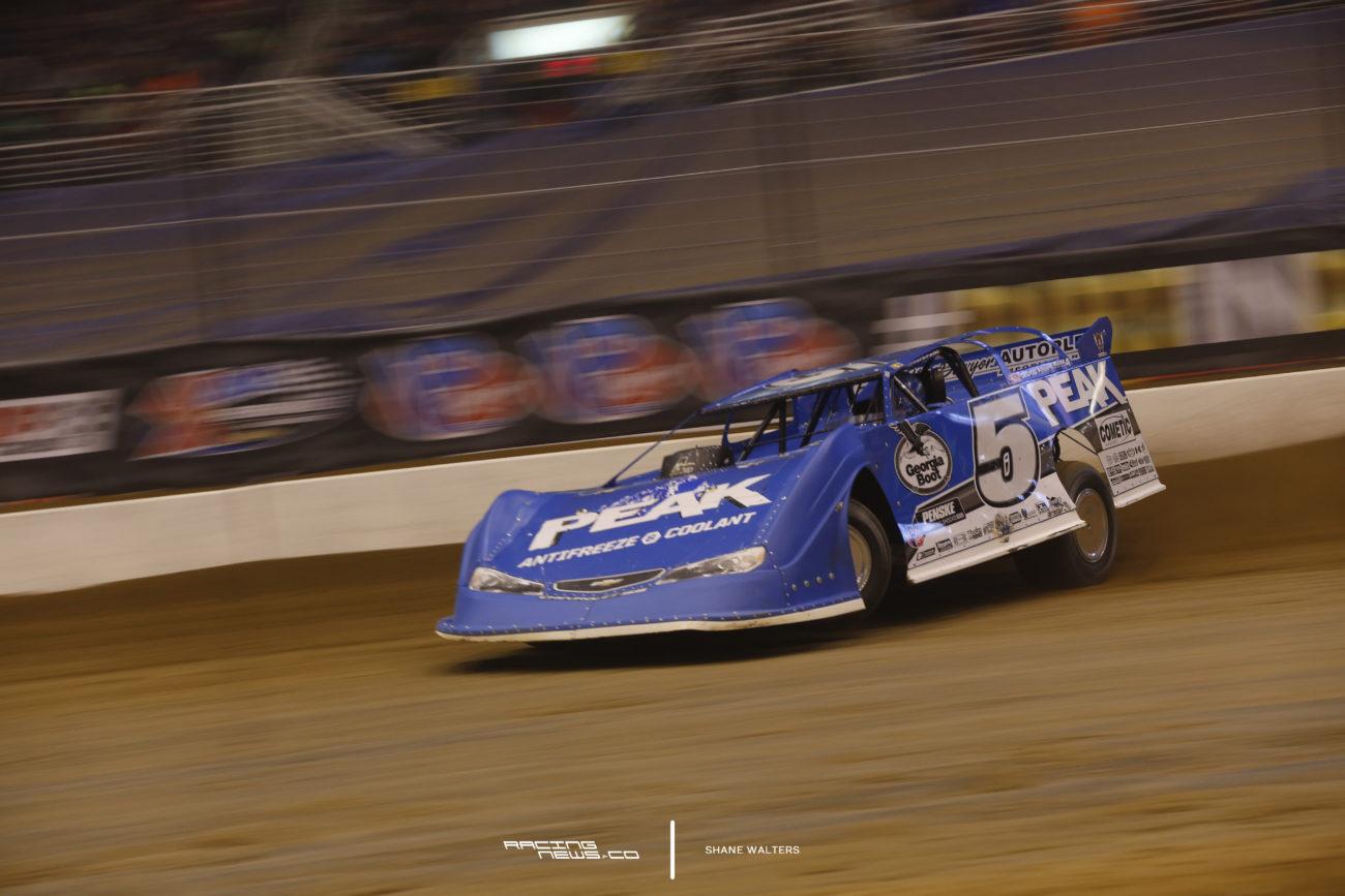 Mansfield Motor Speedway Lucas Oil Late Model Dirt Series - 2017 Date Added