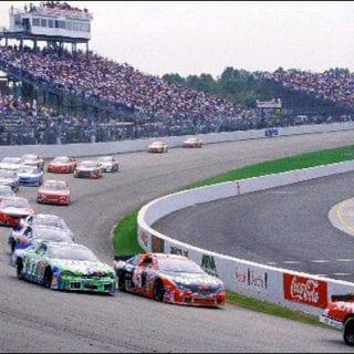Mansfield NASCAR Track