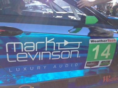 Mark Levinson Luxury Audio Lexus Photo