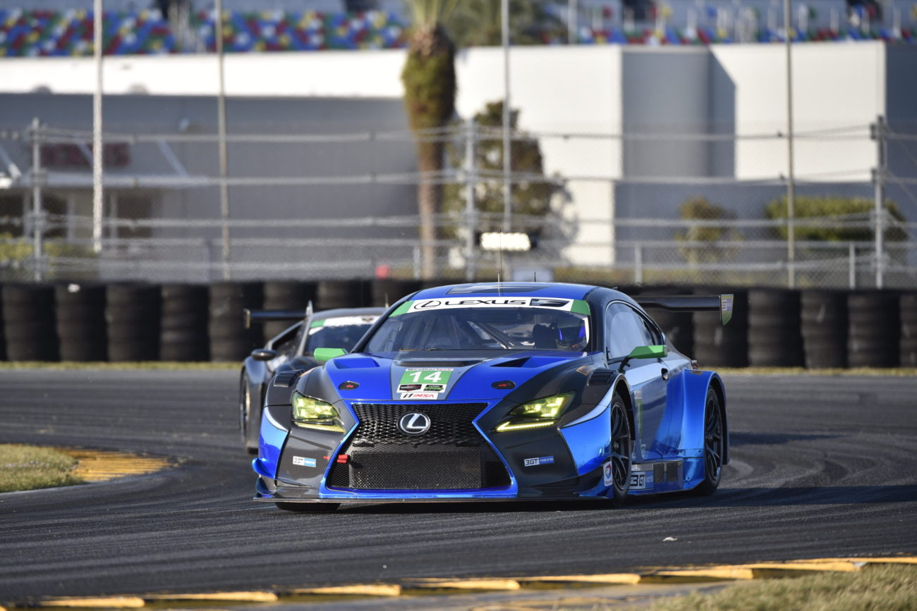 Mark Levinson Luxury Audio Lexus RC F 3GT Racing Photo