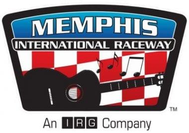 Memphis International Speedway Logo